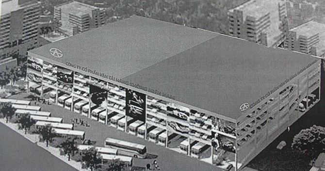 Kiến nghị xây bãi giữ xe hiện đại vào sân bay Tân Sơn Nhất