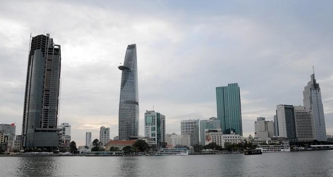 Cao ốc 5.000 tỷ hoang hóa ở trung tâm Sài Gòn