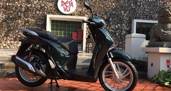 """Mỗi ngày Honda Việt Nam đã tạo 242 chiếc SH """"lỗi"""""""