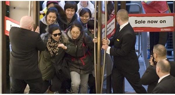 Trung tâm thương mại của người Trung Quốc là… cả thế giới