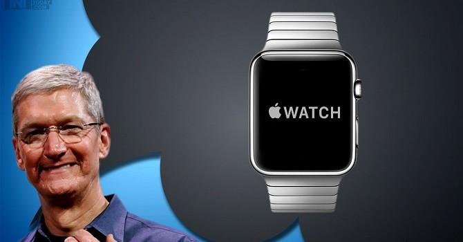 Tim Cook không quan tâm người khác nói gì về Apple Watch