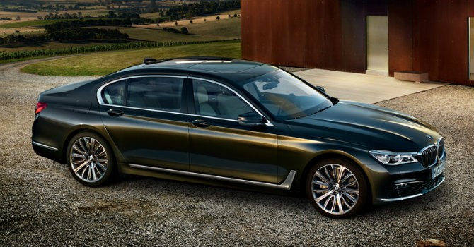 [Video] Những công nghệ đáng chú ý trên BMW Series 7 2016 sắp về Việt Nam