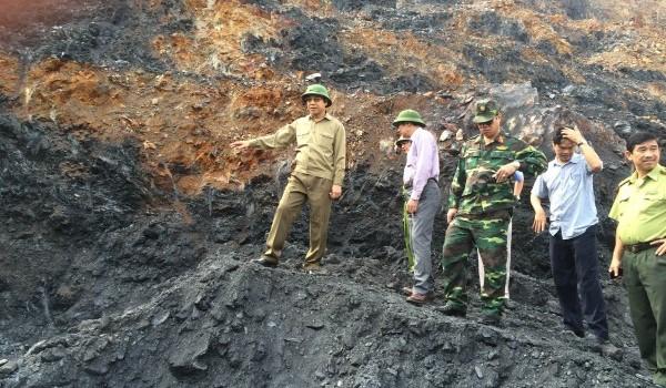 Quảng Ninh: Bất lực nhìn than lậu chui vào... nhà máy nội