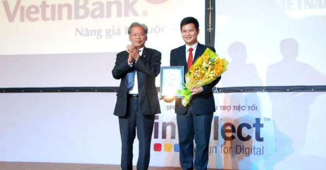 VietinBank nhận giải thưởng An ninh thông tin và Vì cộng đồng