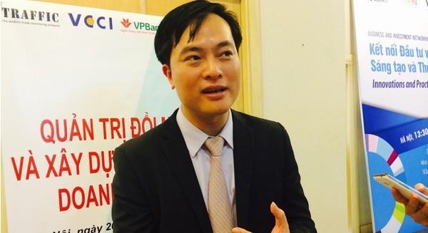 Ở Việt Nam ai cũng có ý tưởng, nhưng chỉ số ít là dám khởi nghiệp kinh doanh