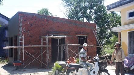 Đổ xô xây nhà chờ đền bù dự án 4 tỷ USD