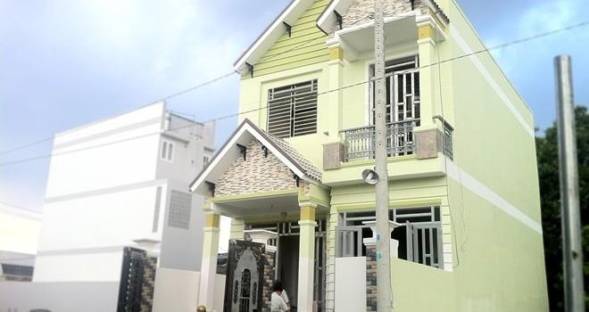 Biệt thự mini ven Sài Gòn giá ngang nhà cấp 4