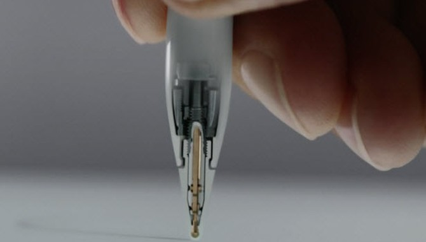 """""""Mổ bụng"""" Apple Pencil: Dễ dùng nhưng khó sửa"""