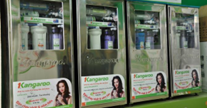 Thị trường 24h: 95% sản phẩm Kangaroo nhập từ... Trung Quốc