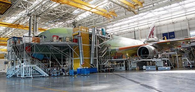 Airbus lập nhà máy sản xuất linh kiện máy bay tại Việt Nam?