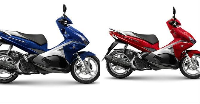 Honda trình làng Air Blade mới: Có gì khác so với phiên bản cũ?