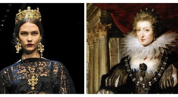 Vực dậy quá khứ hay chính ngành thời trang cũng đang đuối dần?