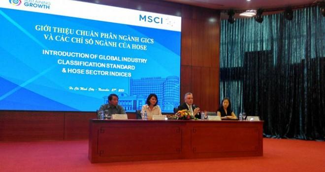 Phân ngành GICS kích thích khối ngoại đầu tư vào thị trường chứng khoán Việt Nam?
