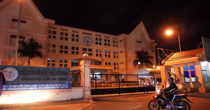 14 bệnh viện Đắk Lắk hết tiền trả lương