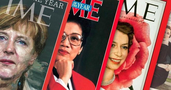 Tại sao sau 29 năm mới có một người phụ nữ trở thành Nhân vật của năm?