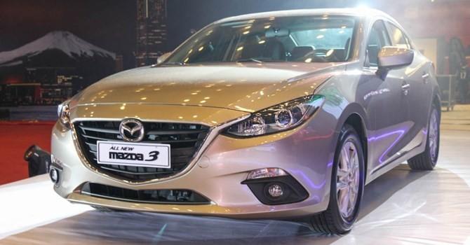 Mazda 3 và lỗi kĩ thuật khiến người dùng bất an trong năm 2015