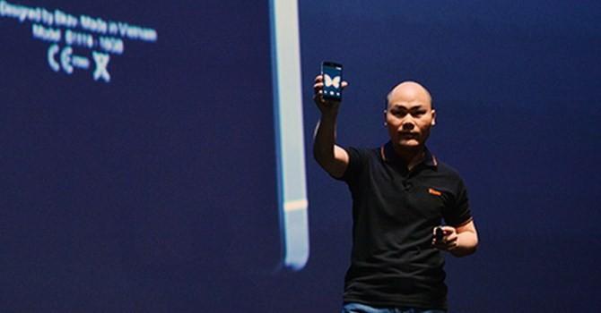 """CEO Nguyễn Tử Quảng và """"canh bạc"""" Bphone"""