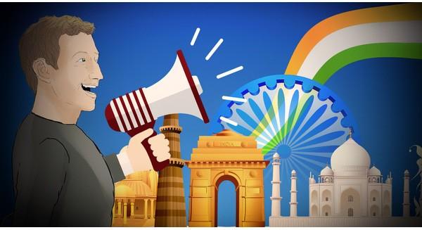 Facebook, Google và trận chiến miền quê Ấn Độ