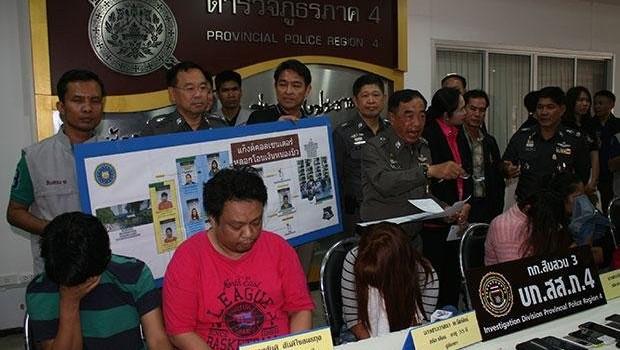 Cảnh báo thủ đoạn lừa gạt qua điện thoại ở Thái Lan