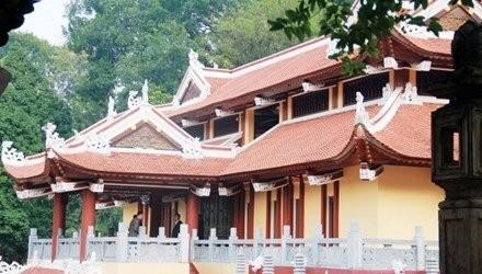 Công trình trái phép ở chùa Hương: Đợi báo cáo giải trình