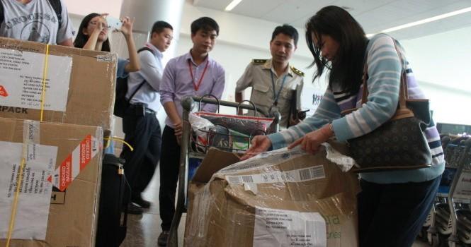 Lại lo mất hành lý ở sân bay
