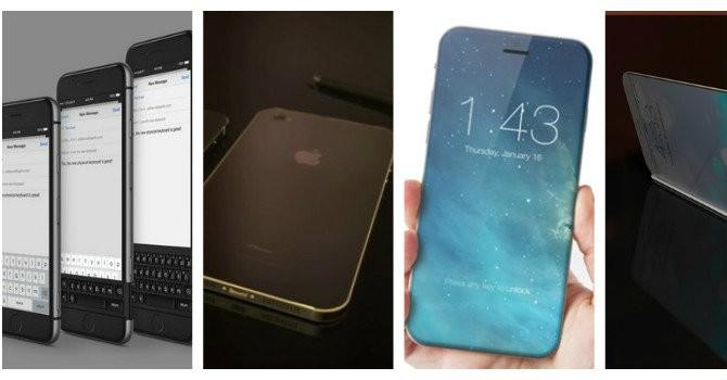 [Ảnh] Những ý tưởng độc đáo về iPhone 7