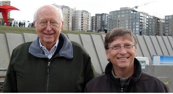 Phỏng vấn cha đẻ của Bill Gates: Làm thế nào để ươm mầm một tỷ phú?