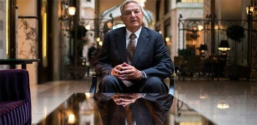 """George Soros: """"Thị trường toàn cầu đang rơi vào khủng hoảng"""""""