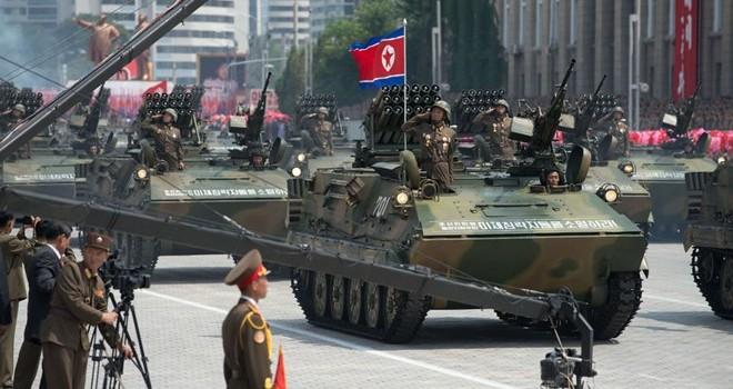 """Công ty Trung Quốc """"tuồn"""" nhiên liệu để Triểu Tiên làm bom nhiệt hạch?"""