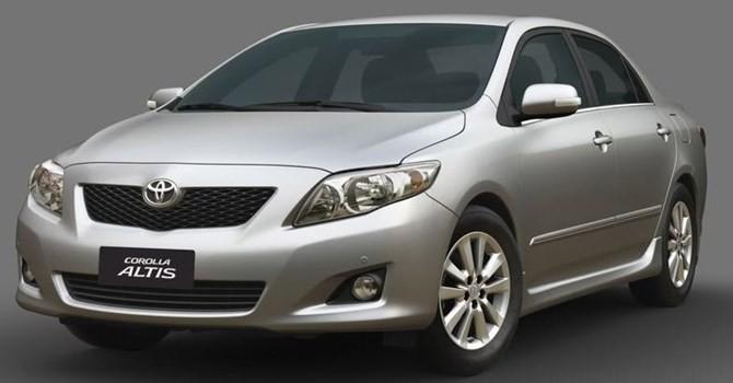 Toyota Việt Nam triệu hồi gần 20.000 ô tô