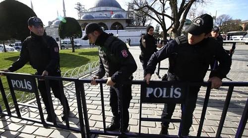Thổ Nhĩ Kỳ bắt ba người Nga nghi dính líu đến IS