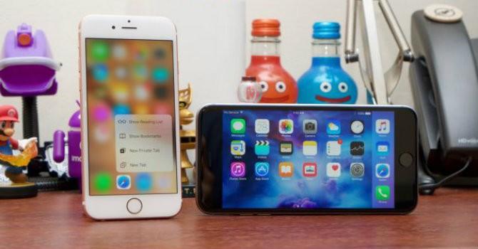 """iPhone 6s và 6s Plus đang gặp lỗi pin """"ảo"""""""