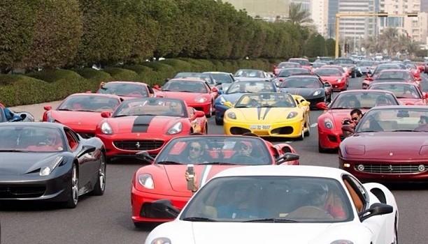 Dubai – vùng đất của siêu xe giá rẻ
