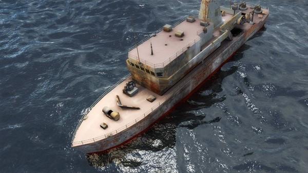 Những chiếc thuyền ma của Triều Tiên