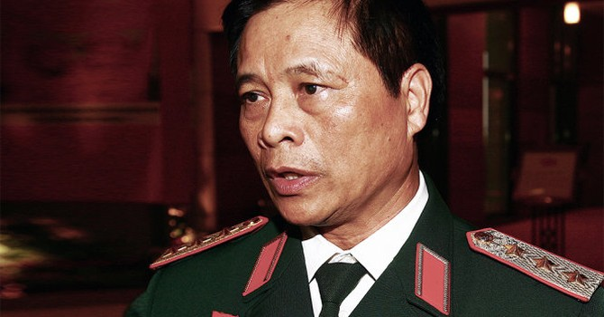 """Thượng tướng Võ Tiến Trung: """"Quân sự không mạnh thì kẻ thù sẽ lấn tới"""""""