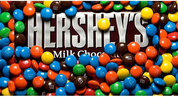 Hershey vs Mars: Cuộc chiến của những thỏi Chocolate ngọt ngào