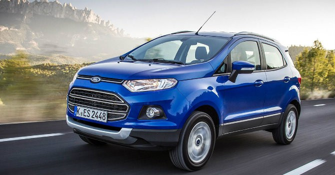 Ford EcoSport gặp lỗi, buộc triệu hồi tại Việt Nam