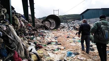 Nguy cơ ô nhiễm từ nhà máy xử lý rác