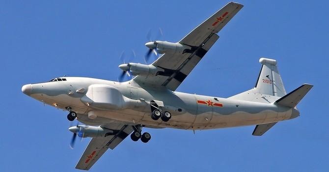 Phi cơ Trung Quốc đi vào vùng phòng không Hàn Quốc, áp sát Nhật Bản