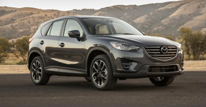 """Mazda CX-5 """"dính"""" lỗi rò rỉ nhiên liệu, buộc triệu hồi"""