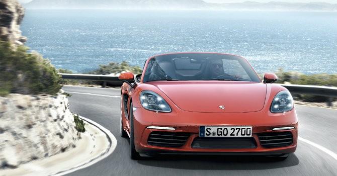 [Ảnh] Porsche Boxster 718 mới có điều gì đặc biệt?