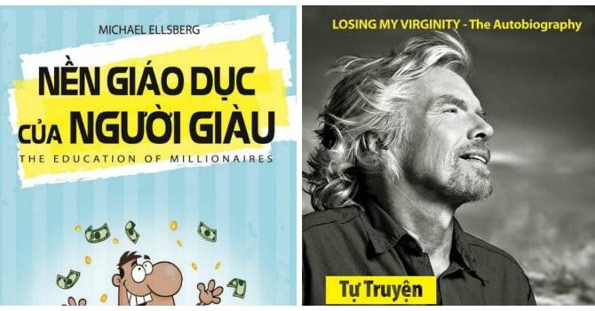 16 cuốn sách kinh doanh - kinh tế được yêu thích nhất năm qua