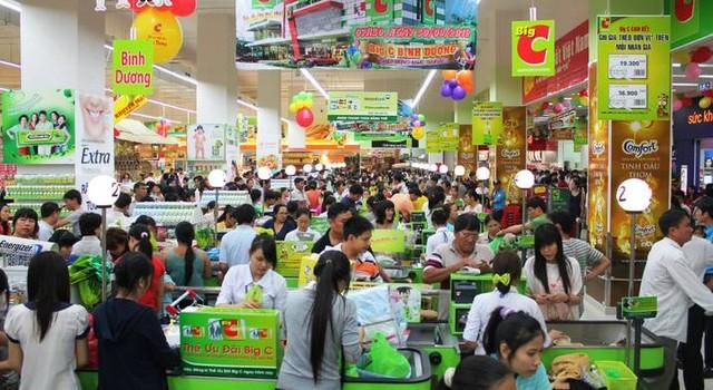 Hệ thống Big C Việt Nam chưa hoàn thành quá trình chuyển nhượng
