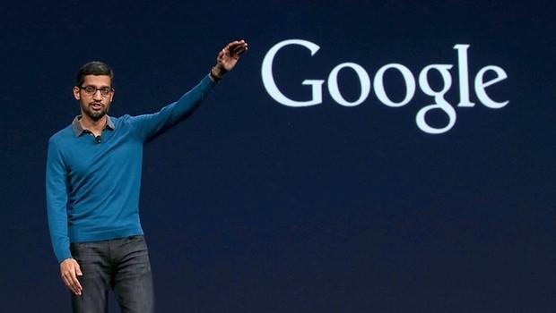 Tổng giám đốc Google được thưởng 199 triệu USD bằng cổ phiếu