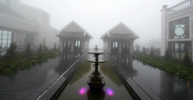 Choáng ngợp vẻ đẹp của ga cáp treo Fansipan Sapa