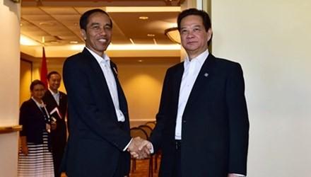 Việt Nam, Indonesia nhất trí lập đường dây nóng hải quân