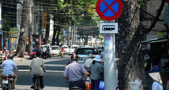 Nhà xe đối phó với lệnh cấm từ chỉ đạo của Bí thư Thăng