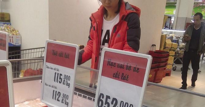 Thịt ngoại giá rẻ đang ồ ạt vào Việt Nam