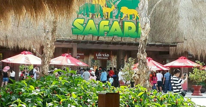 """""""Thông tin hàng ngàn động vật ở Vinpearl Safari chết hoàn toàn sai sự thật"""""""