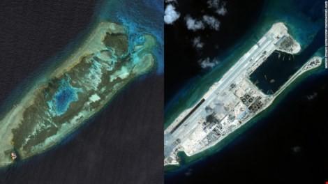 """Trung Quốc: """"Tự do hàng hải ở biển Đông không thành vấn đề"""""""